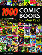 Image: 1000 Comic Books You Must Read HC  -