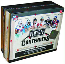 Image: Playoff 2009 Contenders NFL Card Box  - Panini America Inc