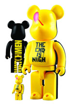 Image: Watchmen Bearbrick 400/100 Percent Set  -