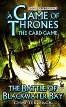 Image: Game Thrones LCG Battle Blackwater Bay Pack  - Fantasy Flight Publishing Inc