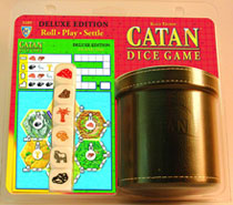 Image: Catan Dice Game Deluxe  - Mayfair Games