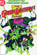 Image: Tales of the Green Lantern Corps Vol. 03 SC  - DC Comics