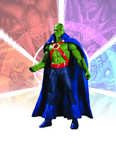Image: Brightest Day Series 2 Action Figure: Martian Manhunter  - DC Direct