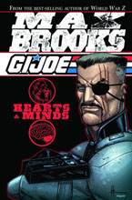 Image: G.I. Joe: Hearts and Minds HC  - IDW Publishing