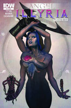 Image: Angel: Illyria: Haunted #1 (Casagrande incentive cover) (v10) - IDW Publishing