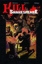 Image: Kill Shakespeare Vol. 01: Sea of Troubles SC  - IDW Publishing