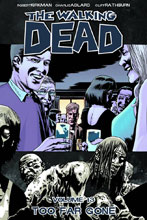 Image: Walking Dead Vol. 13: Too Far Gone SC  - Image Comics