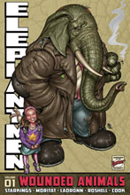 Image: Elephantmen Vol. 01: Wounded Animals SC  (revised ed.) - Image Comics