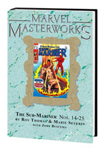 Image: Marvel Masterworks Vol. 153: Sub-Mariner Nos. 14-25 HC  - Marvel Comics