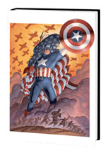 Image: Captain America: New Deal HC  - Marvel Comics