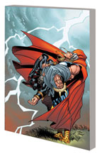 Image: Thor: Across All Worlds SC  (new printing) - Marvel Comics