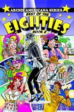 Image: Archie Americana Series Vol. 11: Best of 80s Book 2 SC  - Archie Comic Publications