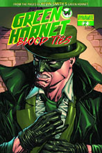 Image: Green Hornet: Blood Ties #2 - D. E./Dynamite Entertainment