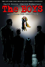 Image: Boys Vol. 07: The Innocents SC  - D. E./Dynamite Entertainment
