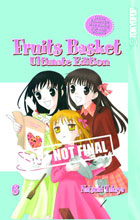 Image: Fruits Basket Ultimate Edition Vol. 06 GN  - Tokyopop