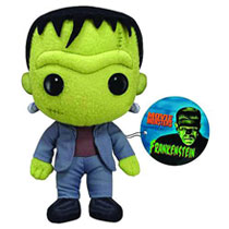 Image: Movie Monsters Plush: Frankenstein  -