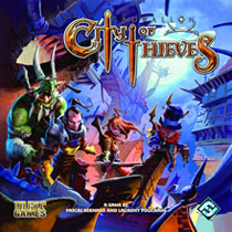 Image: Cadwallon: City of Thieves Board Game  - Fantasy Flight Publishing Inc