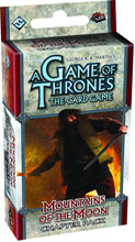 Image: Game of Thrones: The Card Game Chapter Pack - Mountains of the Moon  - Fantasy Flight Publishing Inc