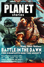 Image: Battle in the Dawn: Complete Hok the Mighty SC  - Planet Stories