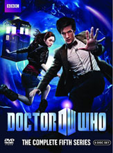 Image: Doctor Who: The Complete Fifth Series Blu-Ray  -