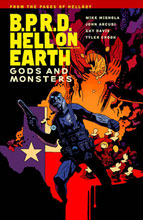 Image: B.P.R.D. Hell on Earth Vol. 02: Gods and Monsters SC  - Dark Horse