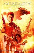 Image: Serenity: Firefly Class 03-K64 Vol. 01 - Those Left Behind HC  - Dark Horse