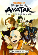 Image: Nickledeon Avatar: The Last Airbender - Promise Part 1 SC  - Dark Horse