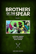 Image: Brothers of the Spear Archives Vol. 01 HC  - Dark Horse