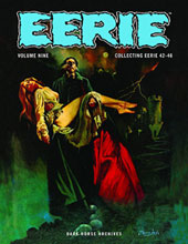 Image: Eerie Archives Vol. 09 HC  - Dark Horse
