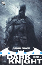 Image: Batman - The Dark Knight: Golden Dawn Deluxe Edition HC  - DC Comics