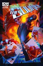 Image: Jack Avarice is the Courier #1 (10-copy incentive cover) (v10)