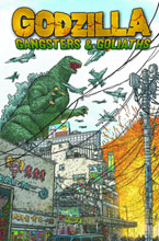Image: Godzilla: Gangsters and Goliaths SC  - IDW Publishing