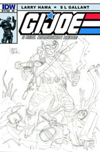 Image: G.I. Joe: A Real American Hero #172 (10-copy incentive cover) (v10)