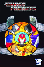 Image: Transformers Vol. 05: Chaos Theory SC  - IDW Publishing