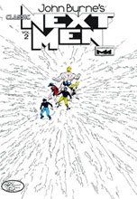 Image: Classic Next Men Vol. 02 SC  - IDW Publishing