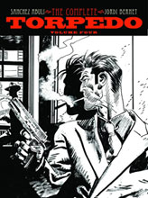 Image: Torpedo Vol. 04 HC  - IDW Publishing