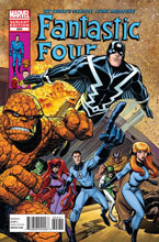 Image: Fantastic Four #600 (Arthur Adams variant cover) (v25) - Marvel Comics