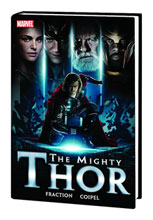 Image: Mighty Thor by Fraction Vol. 01 HC  (Movie Edition) - Marvel Comics