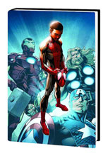 Image: Ultimate Comics Spider-Man: Death of Spider-Man Fallout Direct Market HC  - Marvel Comics