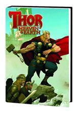 Image: Thor: Heaven and Earth HC  - Marvel Comics