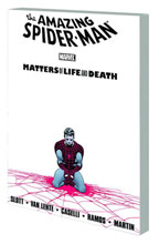 Image: Spider-Man: Matters of Life and Death SC  - Marvel Comics