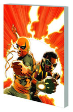 Image: Power Man and Iron Fist: Comedy of Death SC  - Marvel Comics