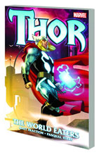 Image: Thor: World Eaters SC  - Marvel Comics
