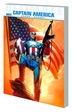 Image: Ultimate Comics Captain America SC  - Marvel Comics