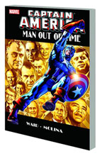 Image: Captain America: Man Out of Time SC  - Marvel Comics