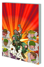 Image: Essential Sgt. Fury Vol. 01 SC  - Marvel Comics