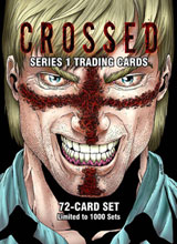 Image: Crossed Series 1 Trading Card Set  - Avatar Press Inc