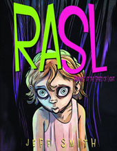 Image: Rasl Vol. 03: Romance at the Speed of Light SC  - Cartoon Books