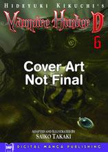 Image: Hideyuki Kikuchi's Vampire Hunter D Vol. 06 SC  - Digital Manga Distribution