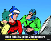 Image: Buck Rogers in the 25th Century Dailies Vol. 06  (1937-1938) HC - Hermes Press